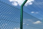 Euston Chainmesh fencing 14